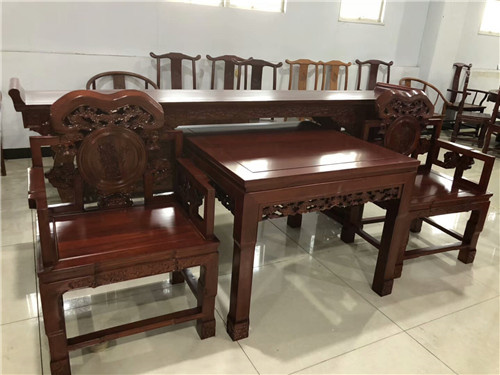 金华榆木卷书椅子圈椅厂家低于商场40%