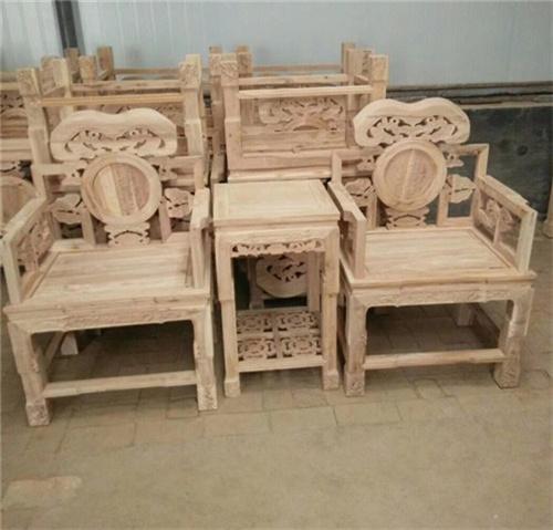 黄石中式实木太师椅哪里订做