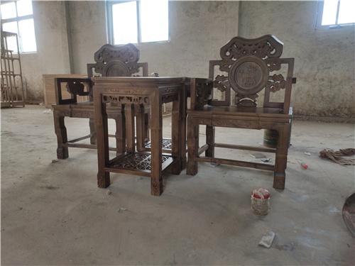 蚌埠榆木太師椅子工廠正品低價