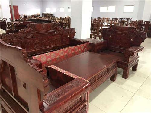 衡水明清新中式沙发厂家批发
