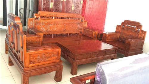 东营榫卯沙发榻椅现代简约风格