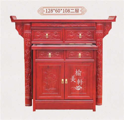 蚌埠木質財神龕訂做全網低價