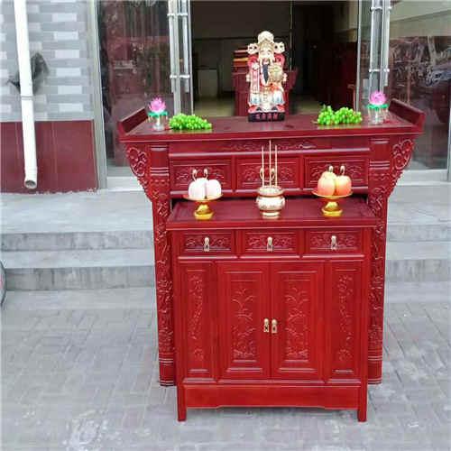 西藏观音菩萨财神爷佛龛厂家厂家批发