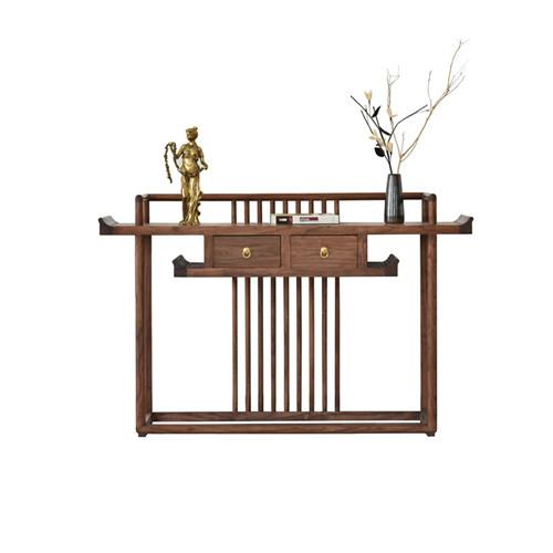 西藏玄关桌明式家具典范