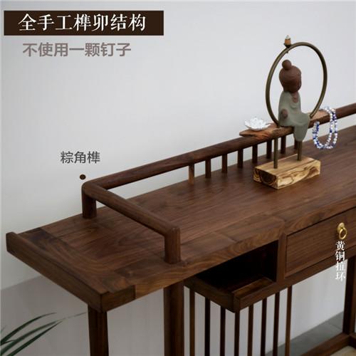 漳州新中式条案价优更放心