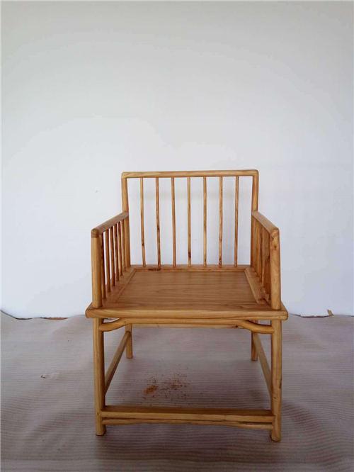 西藏新中式实木方梳椅产地直销