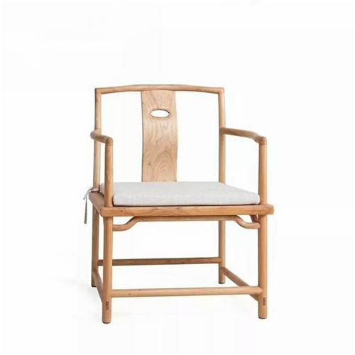 海南新中式实木围椅选材优质