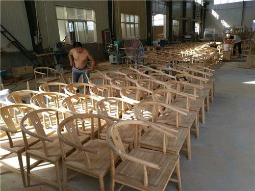 漳州榆木太师椅扶手椅厂家直销