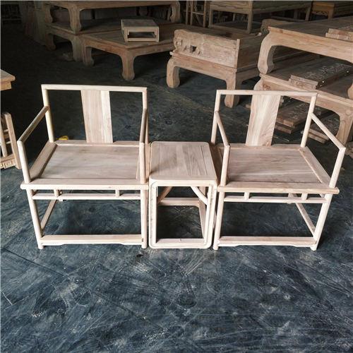 漳州新中式椅禅意圈椅促销价格