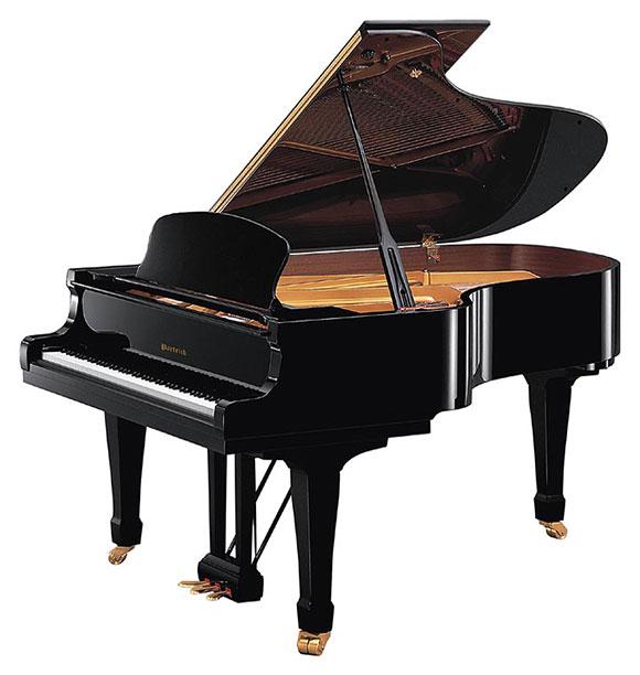 果洛帕特里克钢琴音色着自然纯正