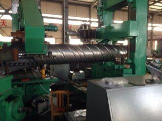 广东Q345B螺旋焊管