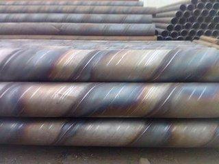 大兴安岭Q235B螺旋焊管厂家发货