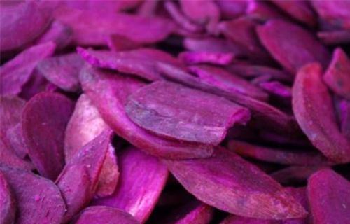 厦门紫薯熟丁批发价格