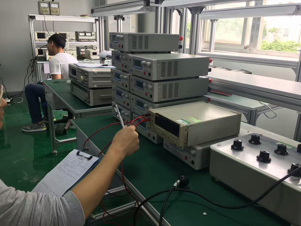 安庆市仪器检测校准CNAS校准报告