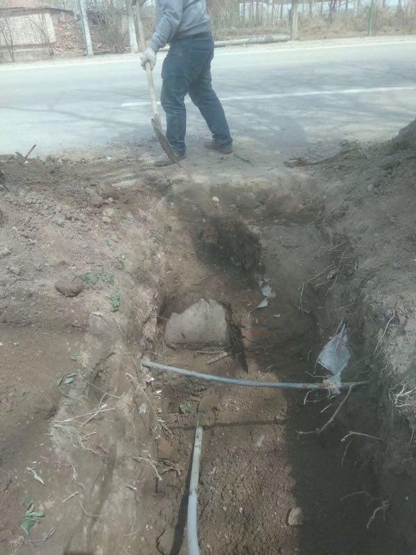 东丽横向马路打孔马路拉管施工方案