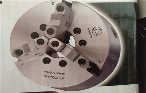 安庆电动卡盘KD11400质量保障