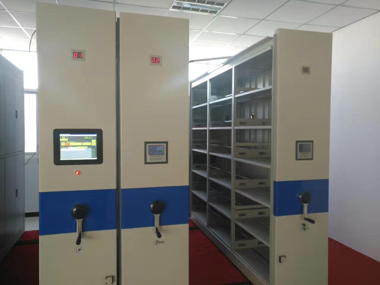 魏县档案室密集架价格适用范围及用途资讯: