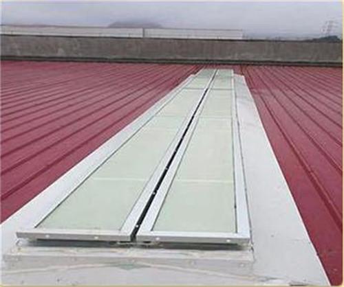 甘孜C2T一字型电动采光排烟天窗选型设计