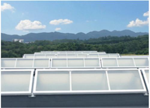 锦州一字型电动采光排烟天窗有什么优势