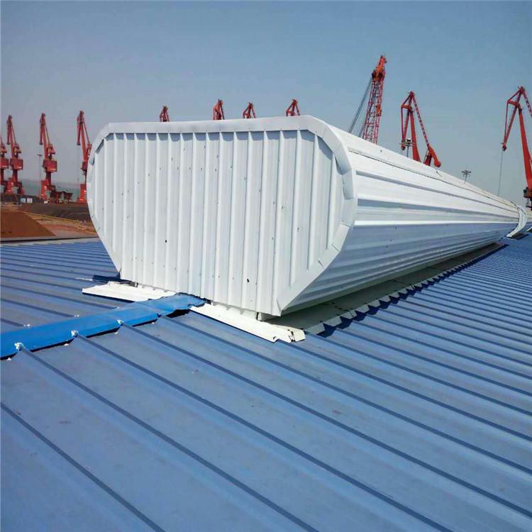 德阳彩钢厂房通风天窗 做法设计