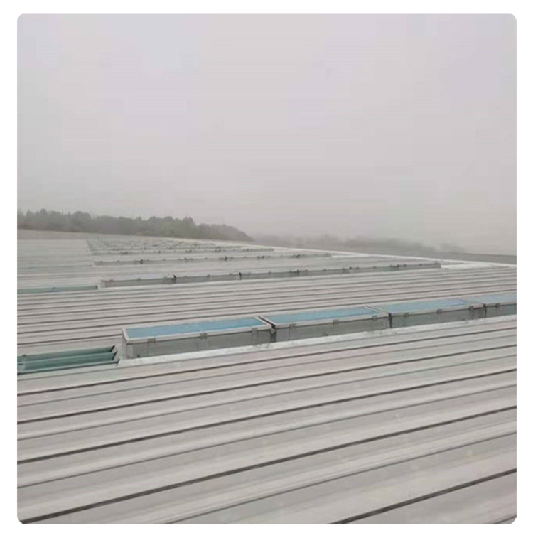 沧州GY系列节能钢结构通风天窗技术服务