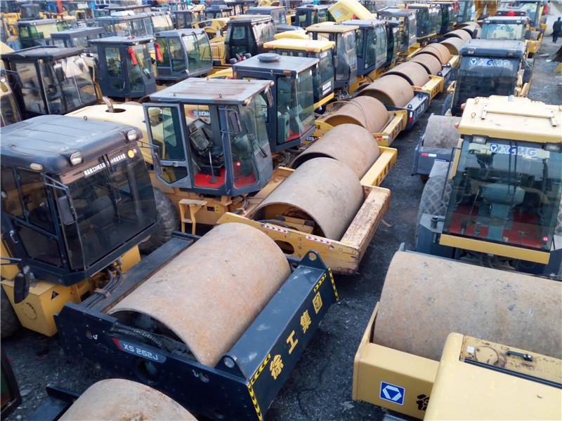 海南二手徐工20吨压路机市场
