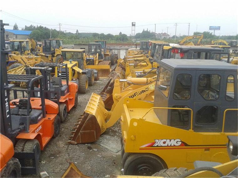 黄南二手徐工20吨压路机市场