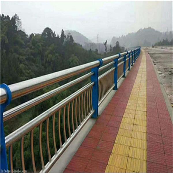 济南桥梁防护栏立柱图文信息