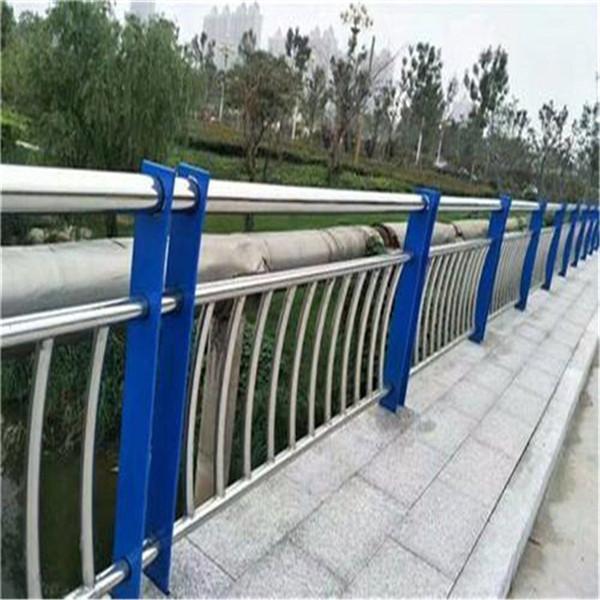 驻马店河道桥梁护栏使用寿命长