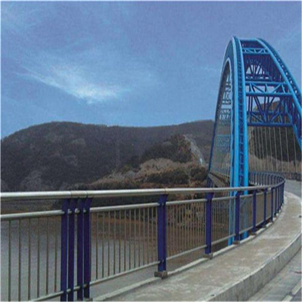 德阳桥梁栏杆立柱优质制造商