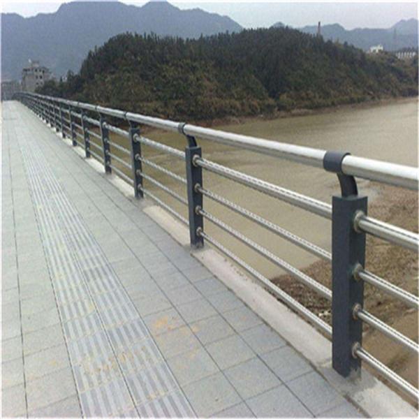 德阳不锈钢桥梁护栏售后完善