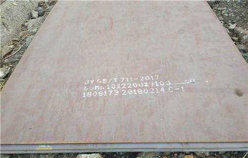 马鞍山60Si2Mn钢板加工厂