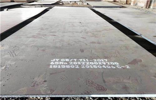 黑龙江Q345qE钢板价格表汇总