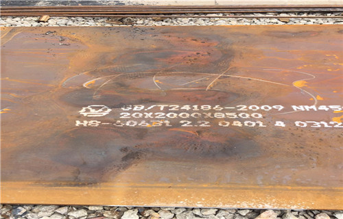 西藏Q345qD钢板型号规格