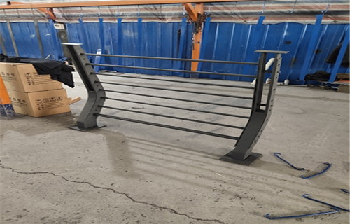 东莞不锈钢河道护栏施工简便