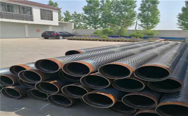 马鞍山排水井用桥式滤水管供应商规格齐全
