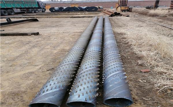 廊坊排水井用桥式滤水管供应商规格齐全