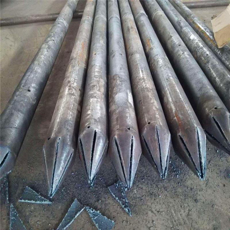 无锡48*3注浆管厂家加工
