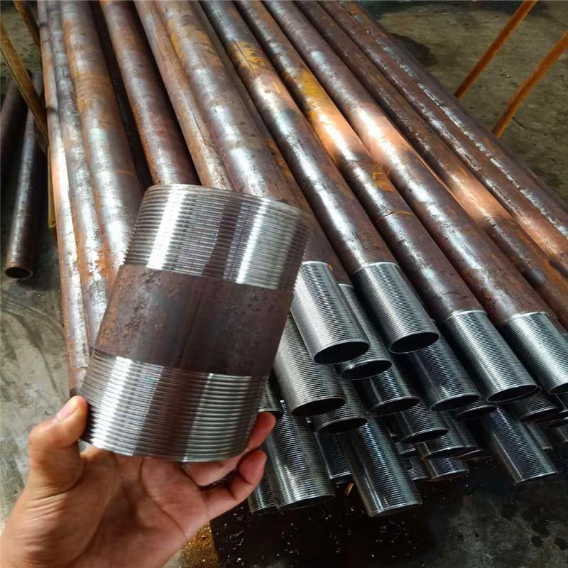 惠州承插式灌注声测管6米定尺可根据客户要求