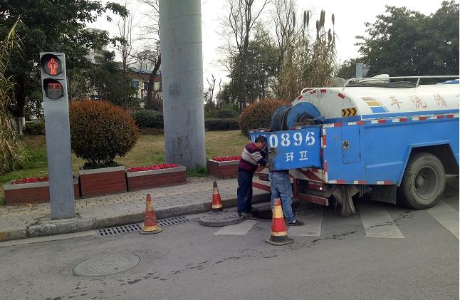 南岸雨水管道清洗施工方案-一站式服务