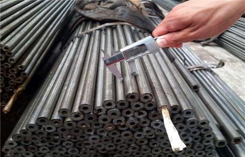 蚌埠Q345B套筒精軋管現貨價格廠家
