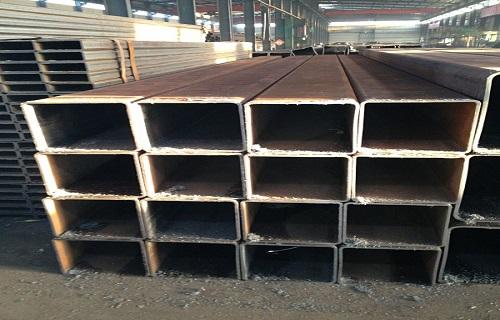 临沂200*300方矩管Q345B材质厂家