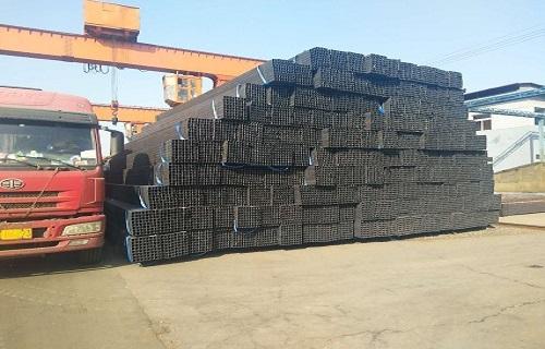 安庆200*300*12方矩管Q345B材质来厂视察