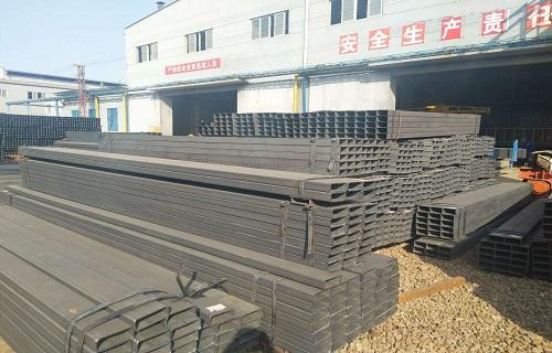 江西320*320*8.75焊接方管生产厂家