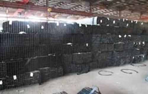 黑龙江200*300方矩管Q345B材质价格行情