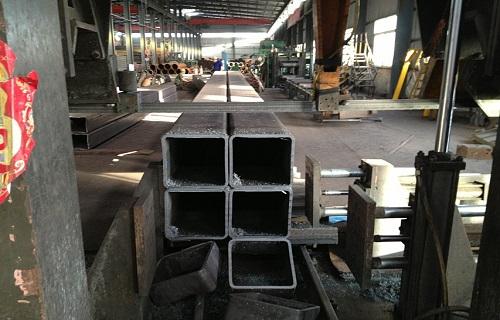 湖南200*300*12方矩管Q345B材质供应商
