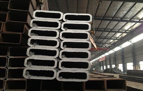 蚌埠320*320*11.75直出矩形管生產廠家