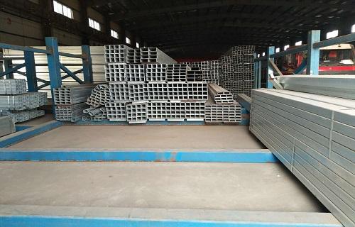 黑龙江Q235B镀锌方管厂家现货