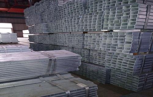 宁德200*200*7.75镀锌方管厂家直供