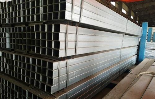 海南500*500*12.75镀锌方管价格优惠